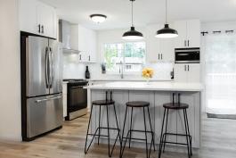 new kitchen redesign