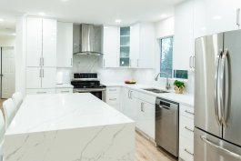 marble kitchen remodelling