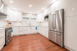 new kitchen remodelling