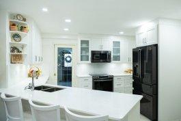 comfy kitchen remodelling